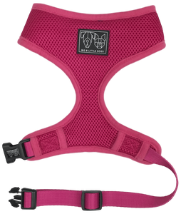 Classic Pink Dog Harness