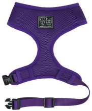 Load image into Gallery viewer, Classic Purple Dog Harness