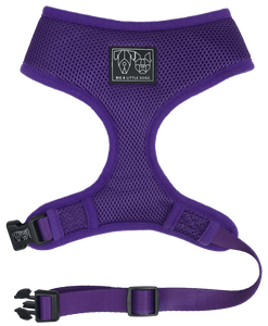 Classic Purple Dog Harness