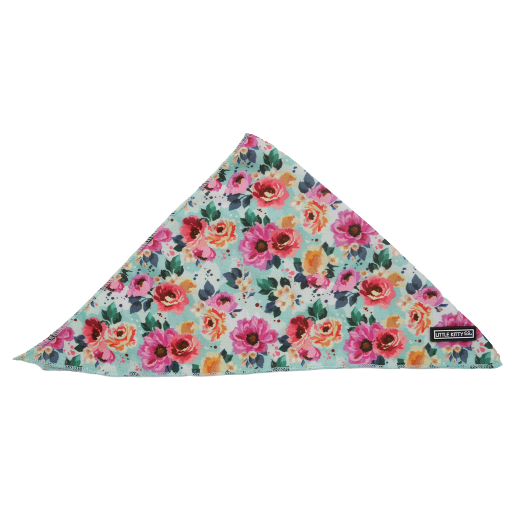 That Floral Feeling Bandana