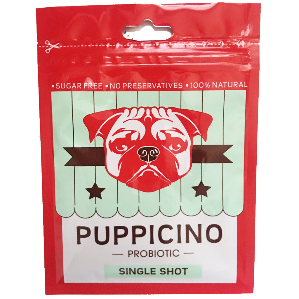 Puppicino Single Shot