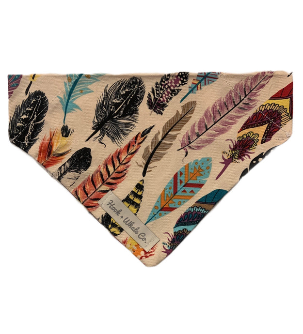 Feather Bandana