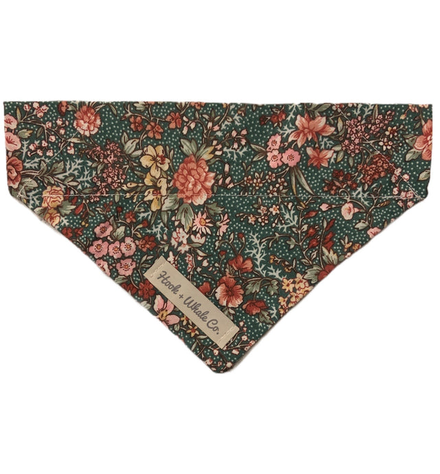 Envy Flower Bandana