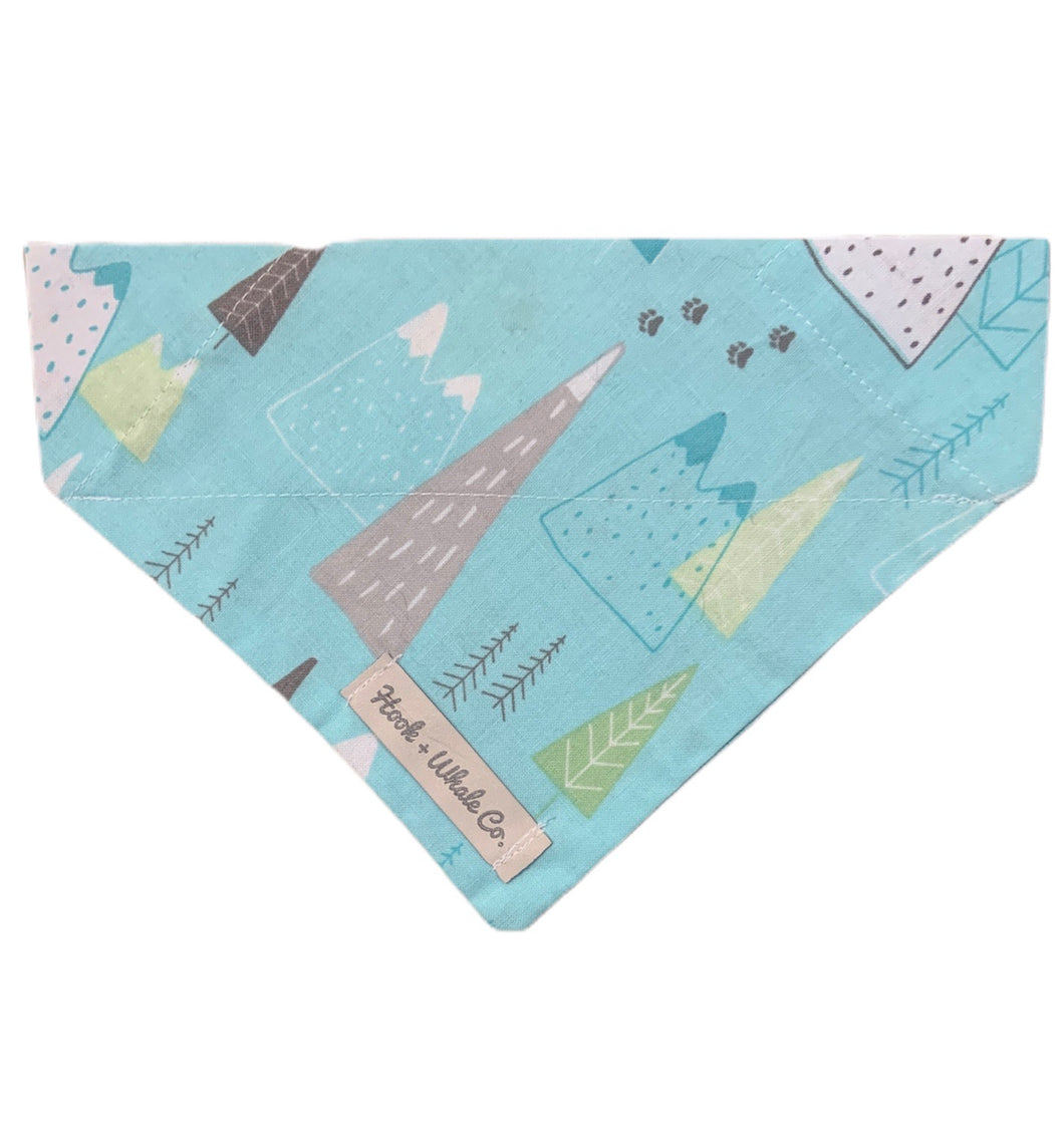 Over The Mountains Bandana