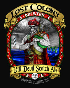 Kill Devil Hills Scotch Ale