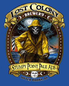 Stumpy Point Pale Ale