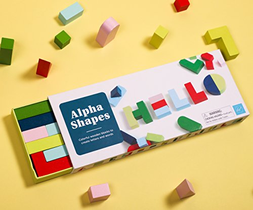 Books Alpha Shapes