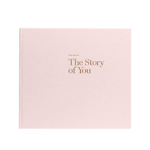 The Story of You: Baby Book Photo Album