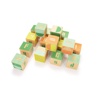 Bauhaus Mod ABC Blocks