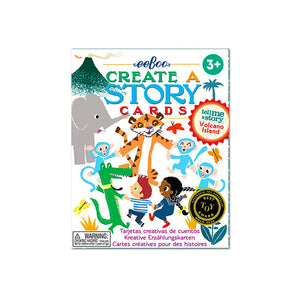 Create and Tell Me A Story Cards