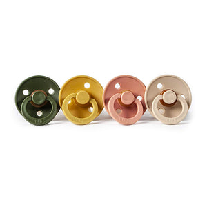 BPA-Free Natural Rubber Baby Pacifier