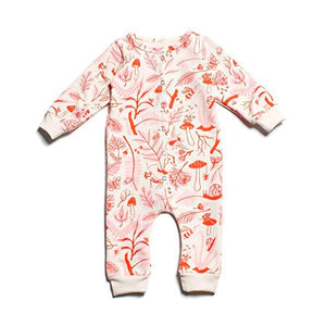 Baby Organic French Terry Jumpsuit