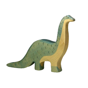 Brontosaurus Toy Figure