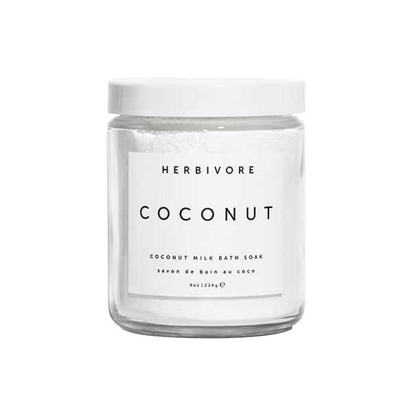 All Natural Coconut Milk Bath Soak (8 oz)