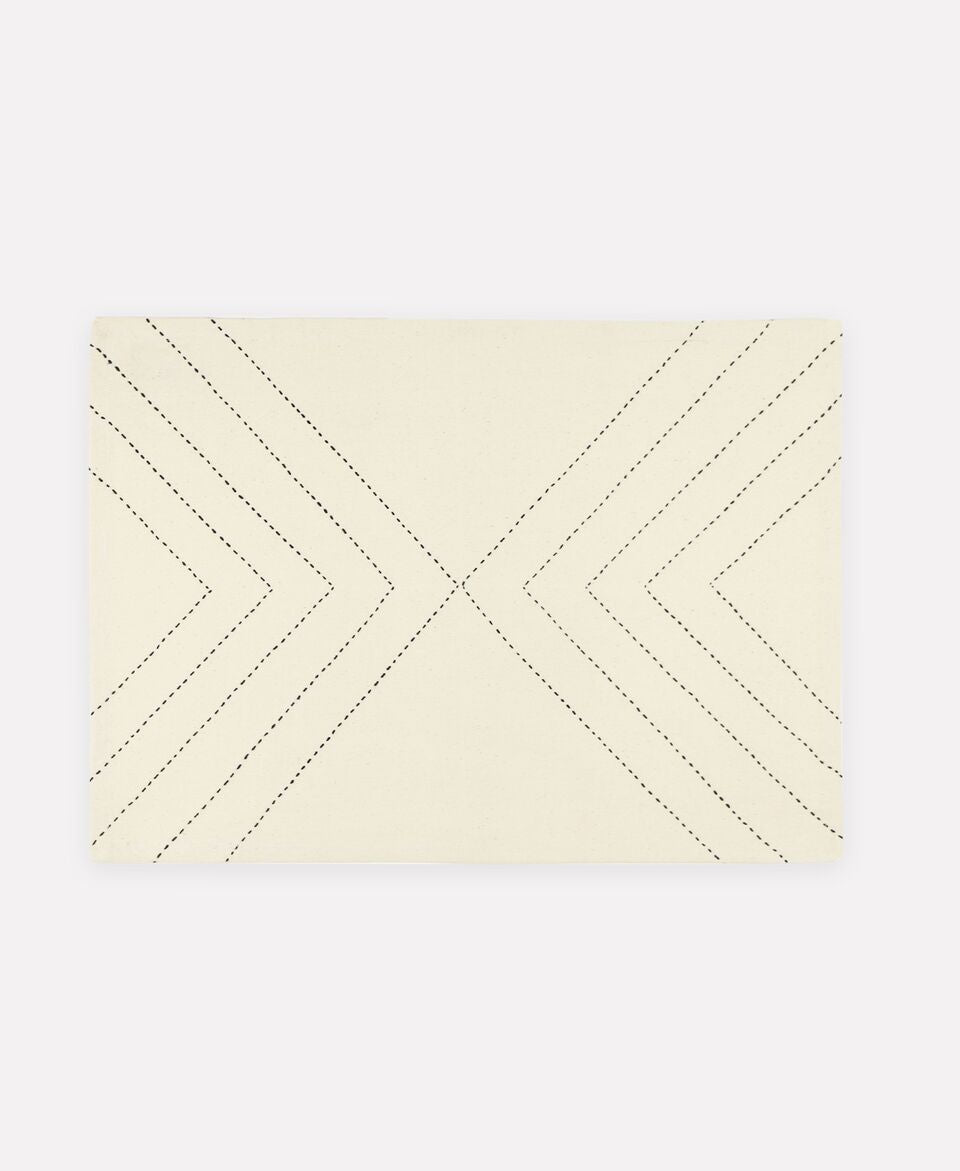 Anchal - Bone Arrow Placemat Set (2)