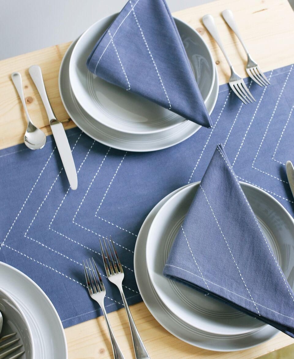 Anchal - Slate Napkin Set (2)