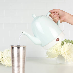 Pinky Up - Noelle™ Ceramic Electric Tea Kettle by Pinky Up®