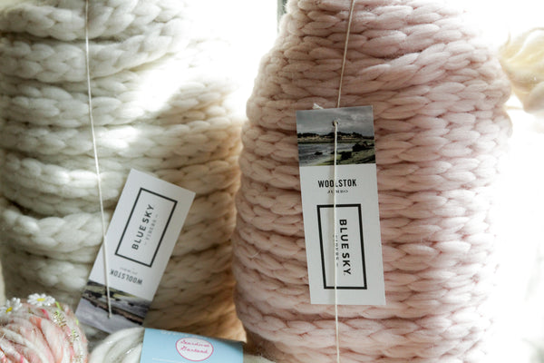 Blue Sky Fibers Yarn - Woolstok - Jumbo