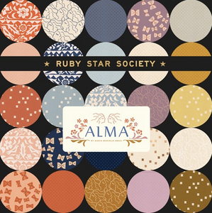 Alma by Ruby Star - Junior Jelly Roll - 20 Piece