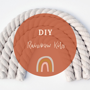 Little Sparrow Co - DIY Rainbow Kit