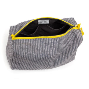 Graymarket Design - Alice Stripes Storm Toiletry Bag