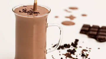 Healthy Chocolate Smoothie With CBD and Sea Moss in Just 3 Steps (Video)