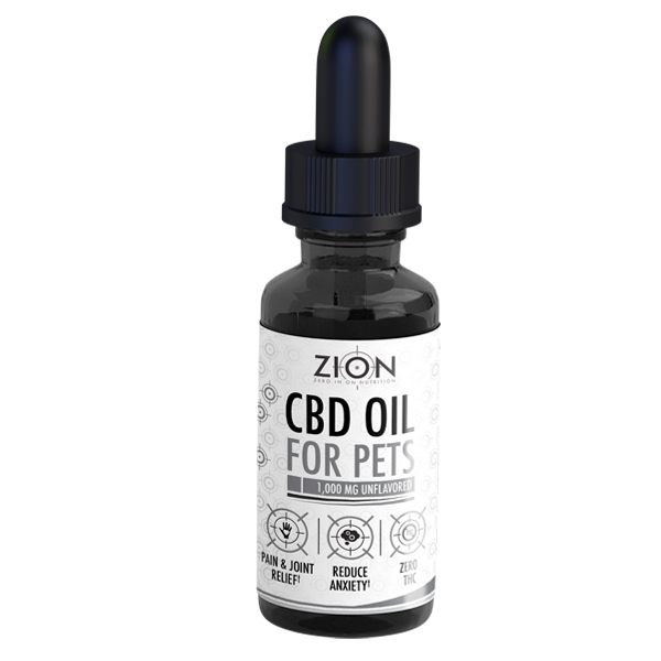 CBD Oil For Pets (1000 mg)
