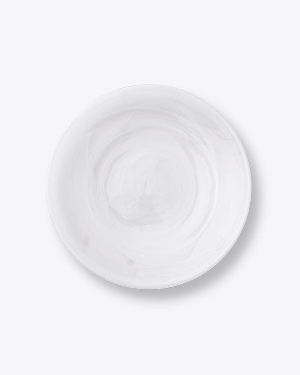Alabaster Dinner Plate | Rent | Snow