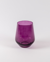 Angelou Stemless Wine | Rent | Amethyst