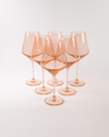 Angelou Wine | Rent | Blush Pink