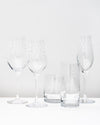 Austen Lowball Set 6pc | Clear