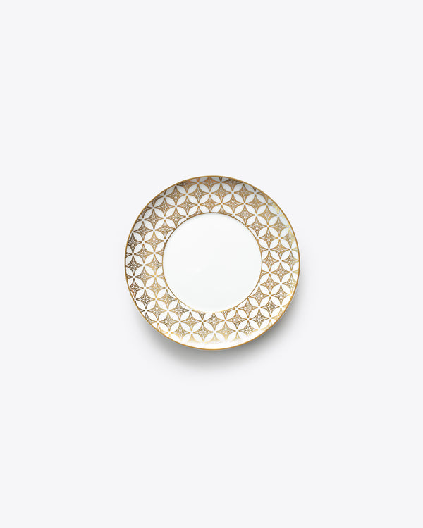 Bird of Paradise Bread + Butter Plate | Rent