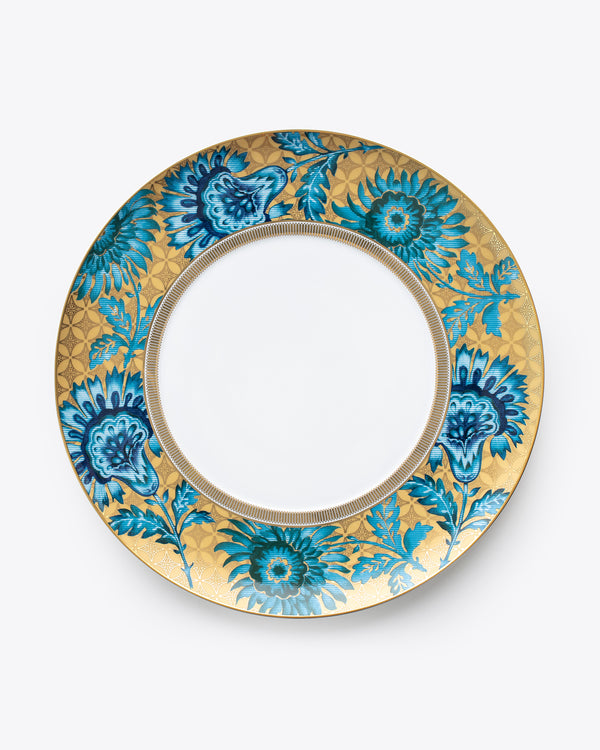 Bird of Paradise Charger Plate | Rent
