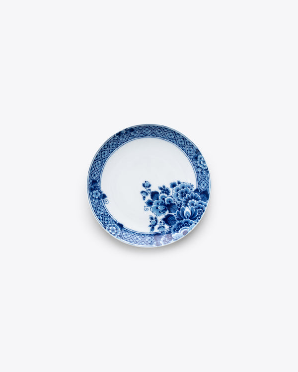 Blue Ming Bread + Butter Plate