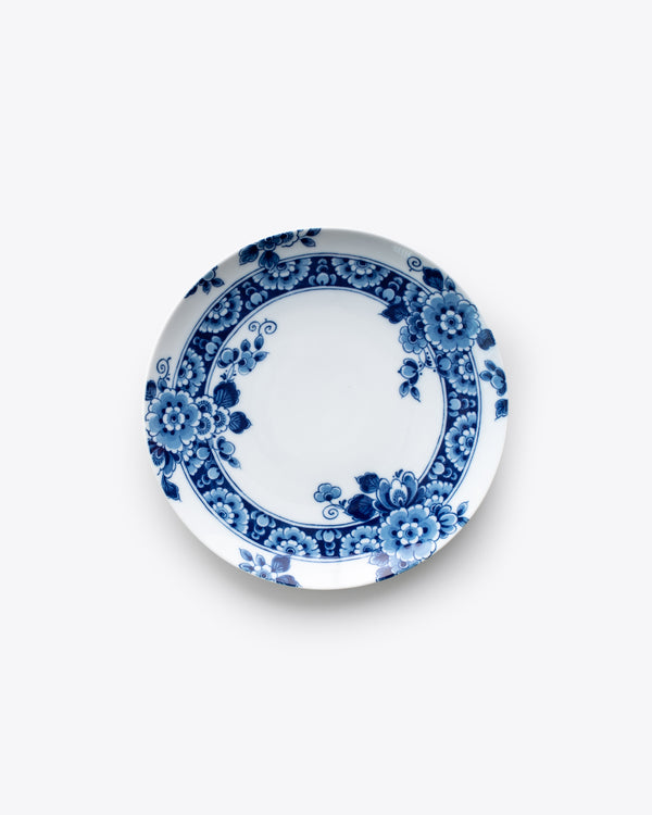 Blue Ming Salad + Dessert Plate | Rent