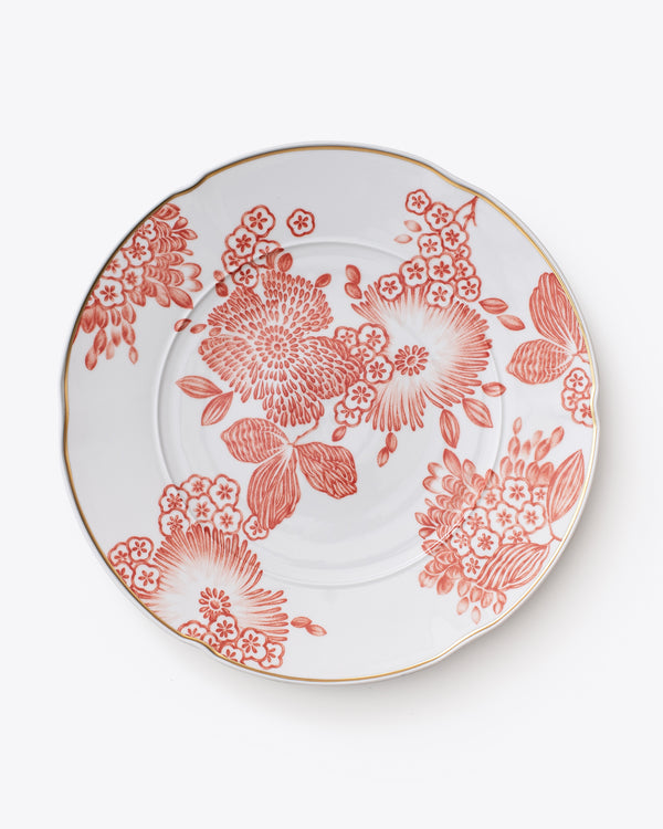 Oscar's Coral Charger Plate | Rent