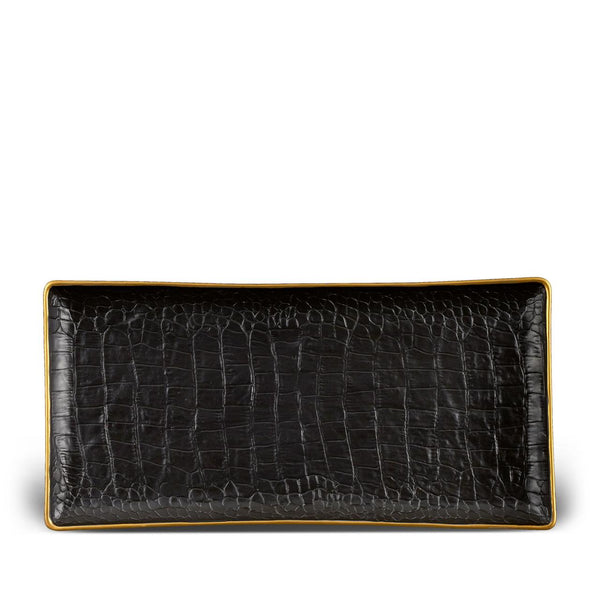Crocodile Rectangular Tray