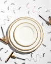 Eyelash Charger Plate | Rent