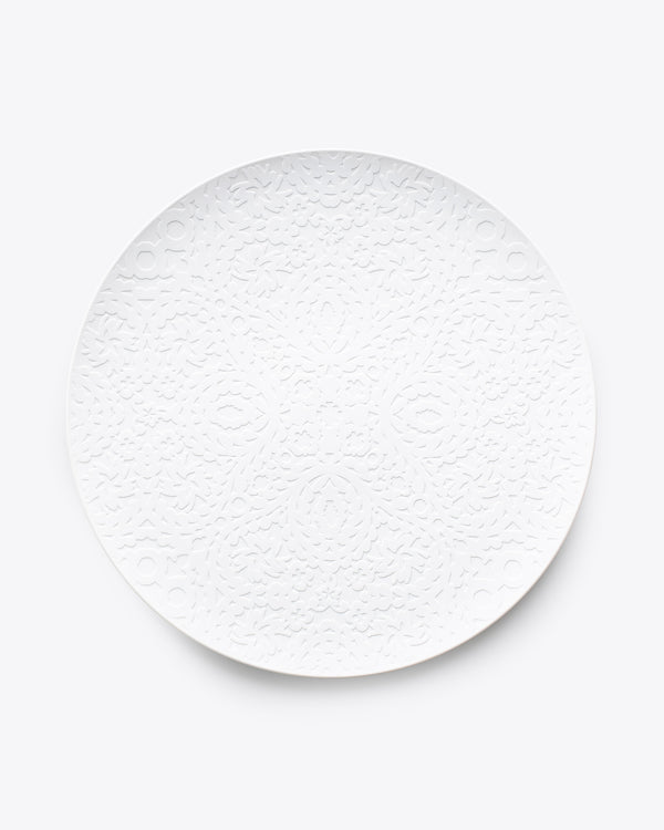 Lace Charger Plate | Rent