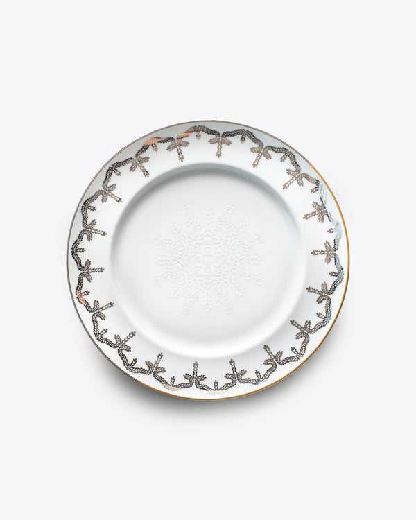 Lace Dinner Plate | Rent