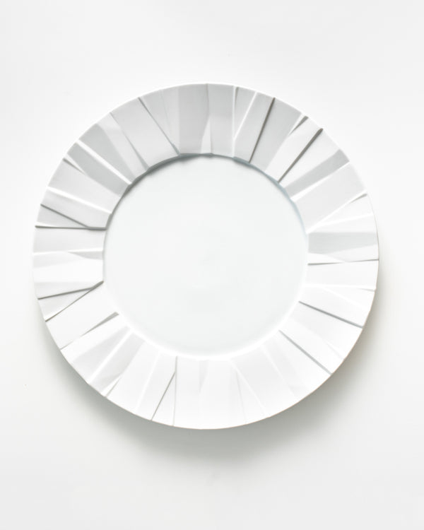 Origami Charger Plate