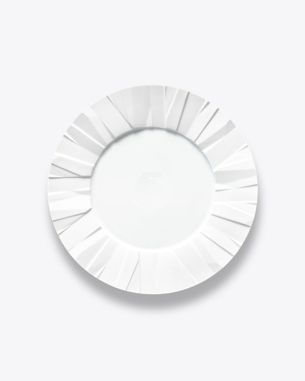 Origami Dinner Plate | Rent