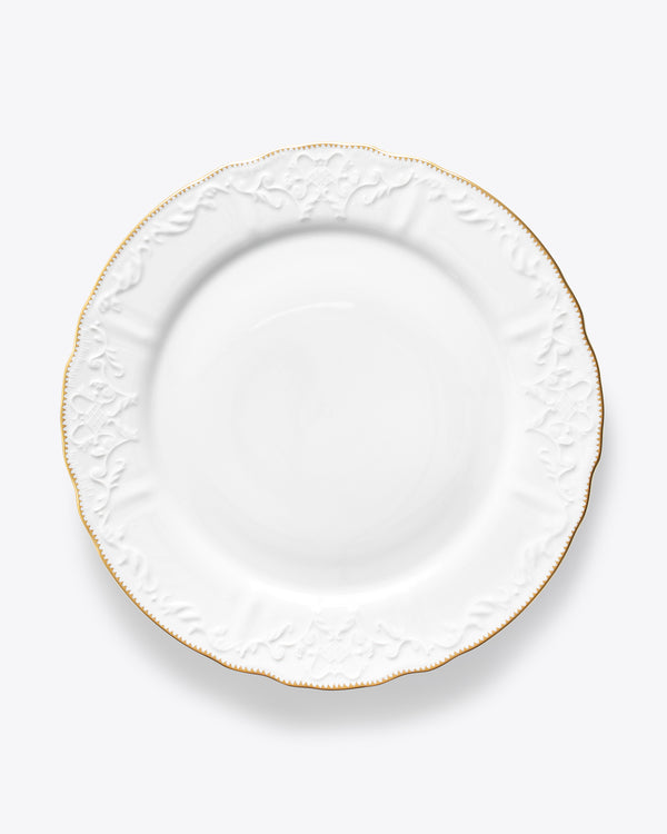 Ramsey Charger Plate | Rent | Gold
