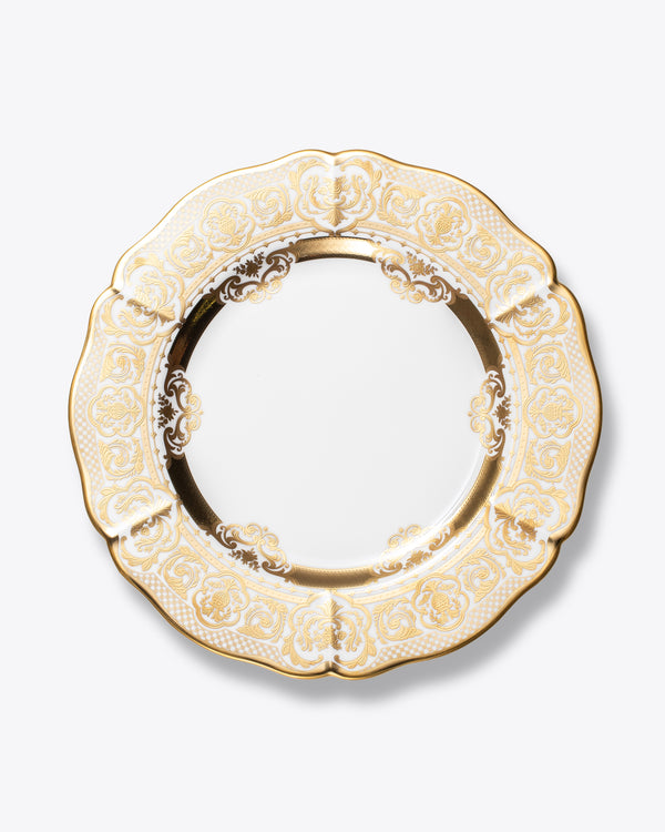 Royal Queen Charger Plate | Rent