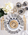 Labyrinth Bread + Butter Plate | Rent