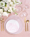 Alabaster Salad + Dessert Plate | Rent | Blush