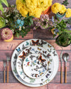 Butterfly Bread + Butter Plate | Rent