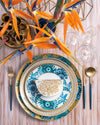 Bird of Paradise Salad + Dessert Plate | Rent