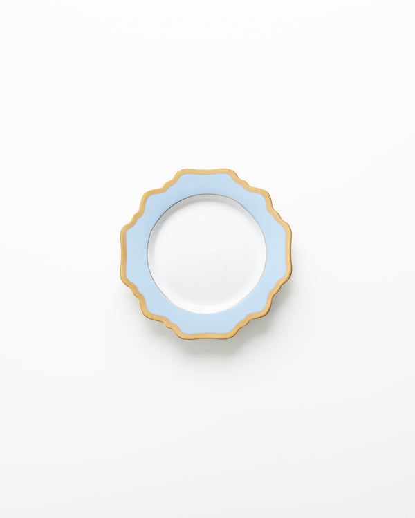 Anna's Palette Bread+Butter Plate | Rent | Sky Blue
