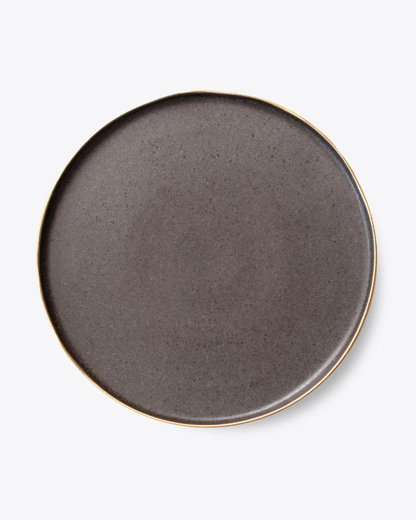 Stone of Gold Charger Plate